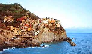 View of Manarola